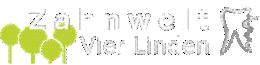 Zahnwelt Vier Linden | Zahnarztpraxis Logo